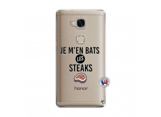 Coque Huawei Honor 5X Je M En Bas Les Steaks