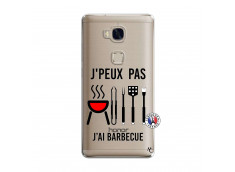 Coque Huawei Honor 5X Je Peux Pas J Ai Barbecue