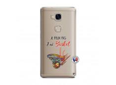 Coque Huawei Honor 5X Je Peux Pas J Ai Basket