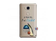 Coque Huawei Honor 5X Je peux pas j'ai cricket