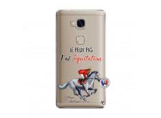 Coque Huawei Honor 5X Je Peux Pas J Ai Equitation