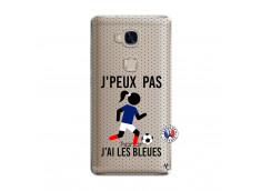 Coque Huawei Honor 5X Je Peux Pas J Ai Les Bleues Maillot