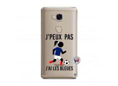 Coque Huawei Honor 5X Je Peux Pas J Ai Les Bleues