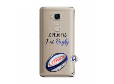 Coque Huawei Honor 5X Je Peux Pas J Ai Rugby