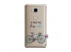 Coque Huawei Honor 5X Je Peux Pas J Ai Velo
