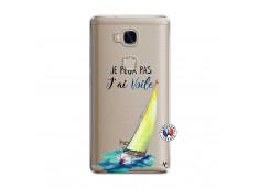 Coque Huawei Honor 5X Je Peux Pas J Ai Voile