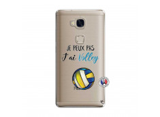 Coque Huawei Honor 5X Je Peux Pas J Ai Volley
