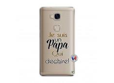 Coque Huawei Honor 5X Je Suis Un Papa Qui Dechire