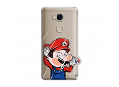 Coque Huawei Honor 5X Mario Impact