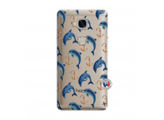 Coque Huawei Honor 5X Dauphins