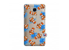 Coque Huawei Honor 5X Poisson Clown