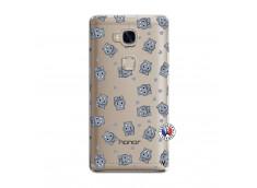 Coque Huawei Honor 5X Petits Hippos
