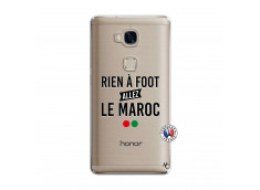 Coque Huawei Honor 5X Rien A Foot Allez Le Maroc