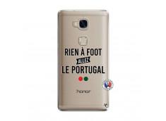 Coque Huawei Honor 5X Rien A Foot Allez Le Portugal