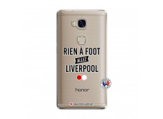 Coque Huawei Honor 5X Rien A Foot Allez Liverpool