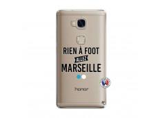 Coque Huawei Honor 5X Rien A Foot Allez Marseille