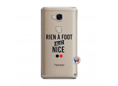 Coque Huawei Honor 5X Rien A Foot Allez Nice