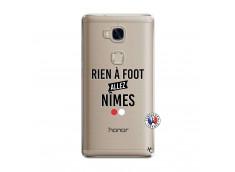 Coque Huawei Honor 5X Rien A Foot Allez Nimes
