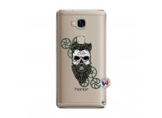 Coque Huawei Honor 5X Skull Hipster