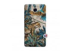 Coque Huawei Honor 5X Leopard Jungle