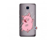 Coque Huawei Honor 5C Pig Impact