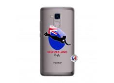 Coque Huawei Honor 5C Coupe du Monde Rugby- Nouvelle Zélande