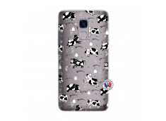 Coque Huawei Honor 5C Cow Pattern