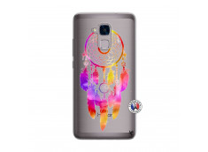 Coque Huawei Honor 5C Dreamcatcher Rainbow Feathers