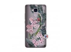 Coque Huawei Honor 5C Flower Birds