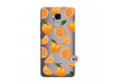 Coque Huawei Honor 5C Orange Gina