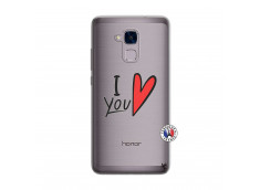 Coque Huawei Honor 5C I Love You