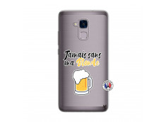 Coque Huawei Honor 5C Jamais Sans Ma Blonde