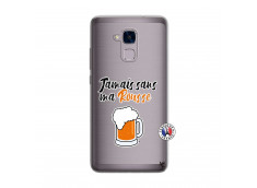 Coque Huawei Honor 5C Jamais Sans Ma Rousse