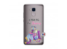 Coque Huawei Honor 5C Je Peux Pas J Ai Shopping