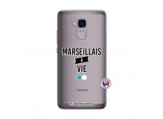 Coque Huawei Honor 5C Marseillais à Vie