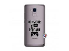 Coque Huawei Honor 5C Monsieur Mauvais Perdant