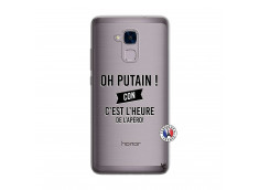 Coque Huawei Honor 5C Oh Putain C Est L Heure De L Apero