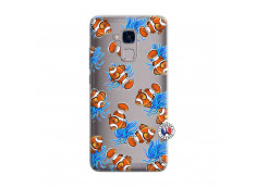 Coque Huawei Honor 5C Poisson Clown