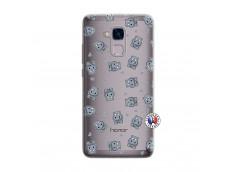 Coque Huawei Honor 5C Petits Hippos