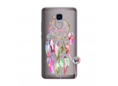 Coque Huawei Honor 5C Pink Painted Dreamcatcher