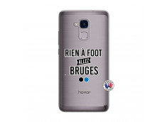 Coque Huawei Honor 5C Rien A Foot Allez Bruges