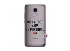 Coque Huawei Honor 5C Rien A Foot Allez Le Portugal
