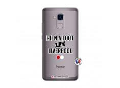 Coque Huawei Honor 5C Rien A Foot Allez Liverpool