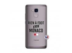 Coque Huawei Honor 5C Rien A Foot Allez Monaco