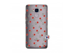 Coque Huawei Honor 5C Rose Pattern