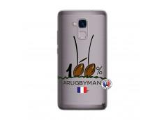 Coque Huawei Honor 5C 100 % Rugbyman Entre les Poteaux
