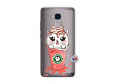 Coque Huawei Honor 5C Catpucino Ice Cream