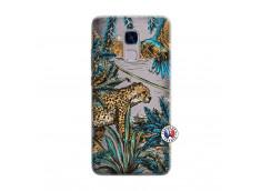 Coque Huawei Honor 5C Leopard Jungle
