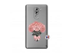 Coque Huawei Honor 6X Bouquet de Roses