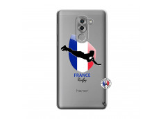 Coque Huawei Honor 6X Coupe du Monde de Rugby-France